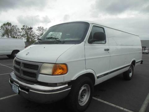 2000 Dodge Ram Van for sale in San Leandro, CA
