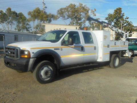 2006 ford f 550 for sale for Royal motors san leandro