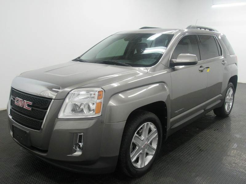 2012 gmc terrain awd sle 2 4dr suv in fairfield oh. Black Bedroom Furniture Sets. Home Design Ideas