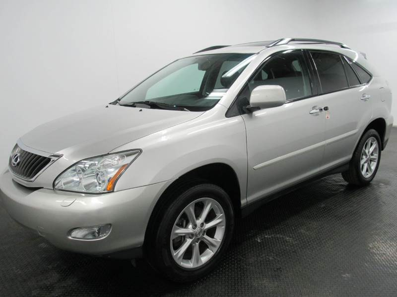 2008 lexus rx 350 base awd 4dr suv in fairfield oh automotive connection. Black Bedroom Furniture Sets. Home Design Ideas
