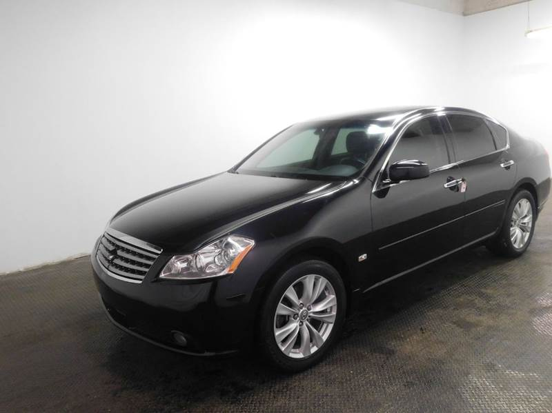 2006 infiniti m35 base awd 4dr sedan in fairfield oh automotive connection. Black Bedroom Furniture Sets. Home Design Ideas