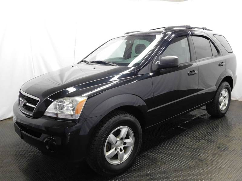 2006 kia sorento lx 4dr suv 4wd w automatic in fairfield. Black Bedroom Furniture Sets. Home Design Ideas