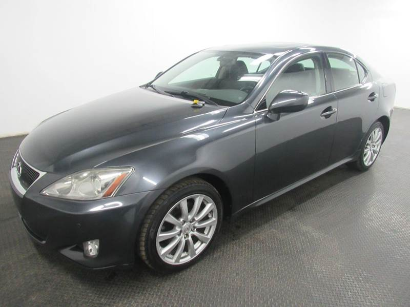 2006 lexus is 250 awd 4dr sedan in fairfield oh automotive connection. Black Bedroom Furniture Sets. Home Design Ideas