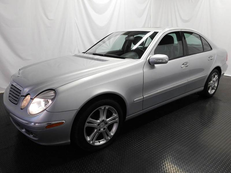 2006 mercedes benz e class e350 4matic awd 4dr sedan in