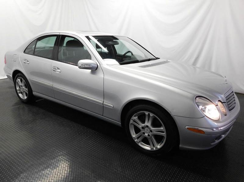 2006 mercedes benz e class e350 4matic awd 4dr sedan in for Mercedes benz fairfield