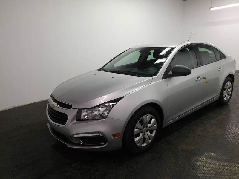 2016 chevrolet cruze limited ls auto 4dr sedan w 1sb in fairfield oh automotive connection. Black Bedroom Furniture Sets. Home Design Ideas
