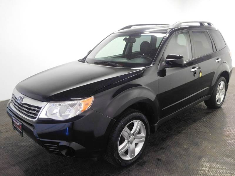 2010 subaru forester 2 5x premium awd 4dr wagon 4a in. Black Bedroom Furniture Sets. Home Design Ideas