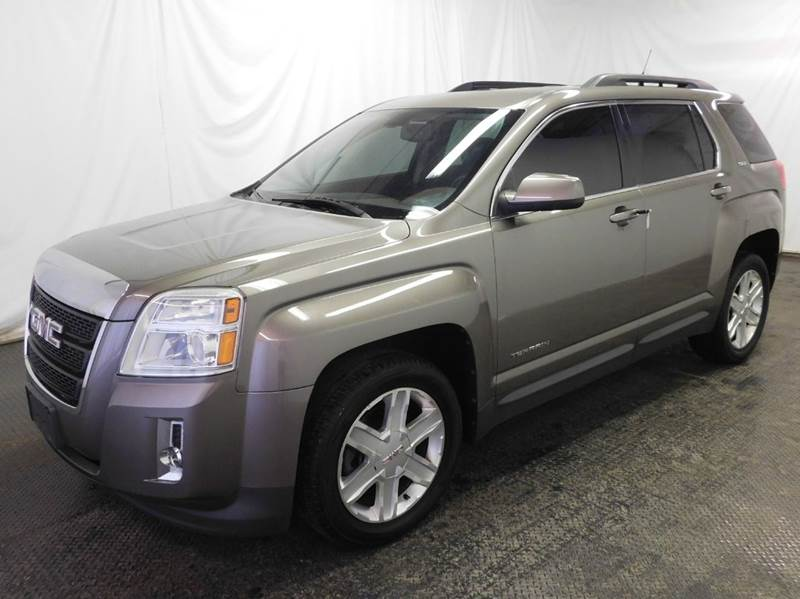 2010 gmc terrain awd slt 1 4dr suv in fairfield oh automotive connection. Black Bedroom Furniture Sets. Home Design Ideas