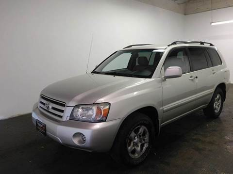 2004 Toyota Highlander for sale in Fairfield, OH