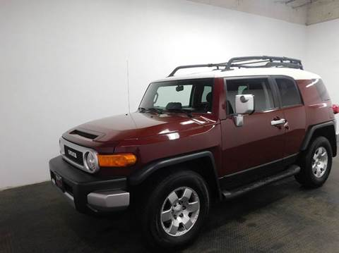 2008 Toyota FJ Cruiser for sale in Fairfield, OH
