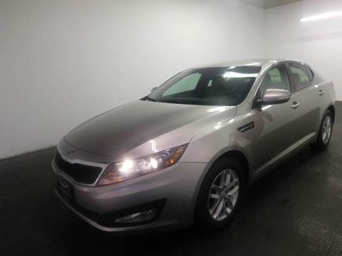 2012 Kia Optima for sale in Fairfield, OH