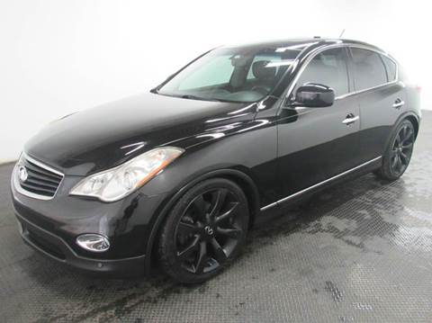 2008 Infiniti EX35 for sale in Fairfield, OH