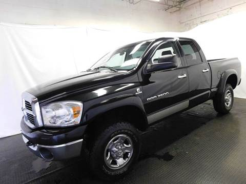 2006 Dodge Ram Pickup 2500 for sale in Fairfield, OH