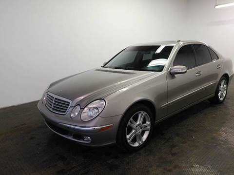 2005 mercedes benz e class for sale. Black Bedroom Furniture Sets. Home Design Ideas