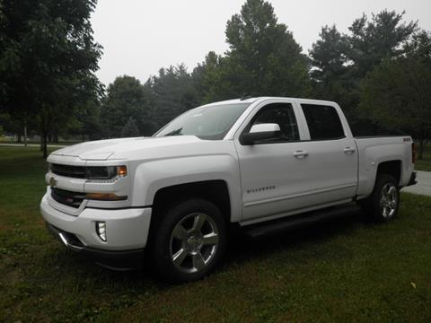 2017 Chevrolet Silverado 1500 for sale in Cayuga, IN