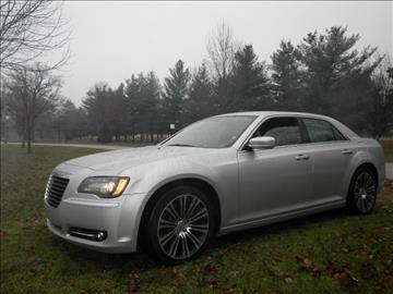 2012 Chrysler 300 for sale in Cayuga, IN