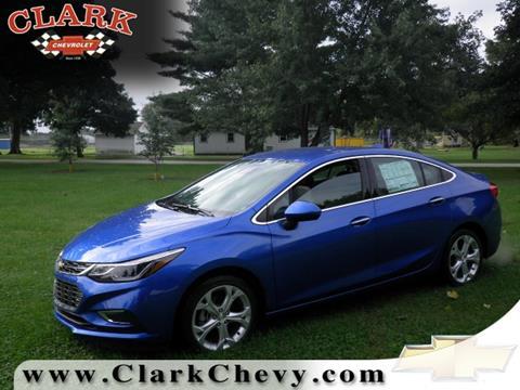 2017 Chevrolet Cruze for sale in Cayuga IN