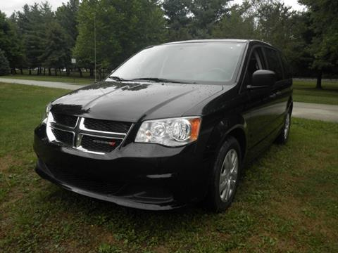 2015 Dodge Grand Caravan for sale in Cayuga, IN