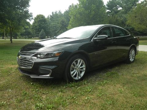 2017 Chevrolet Malibu for sale in Cayuga, IN