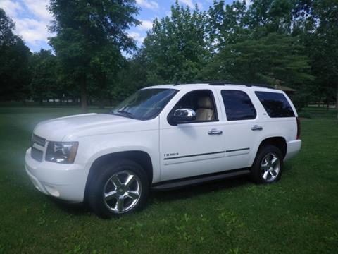 2013 Chevrolet Tahoe for sale in Cayuga, IN