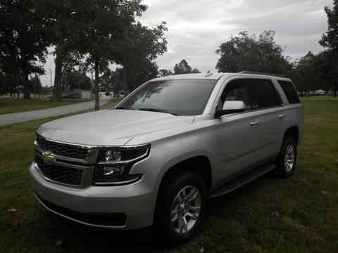 2017 Chevrolet Tahoe for sale in Cayuga, IN