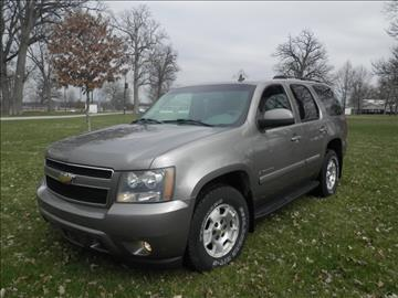 2007 Chevrolet Tahoe for sale in Cayuga, IN