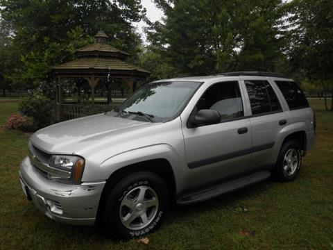 2005 Chevrolet TrailBlazer for sale in Cayuga IN
