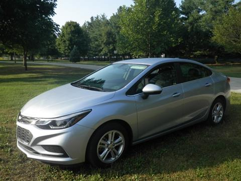 2017 Chevrolet Cruze for sale in Cayuga, IN
