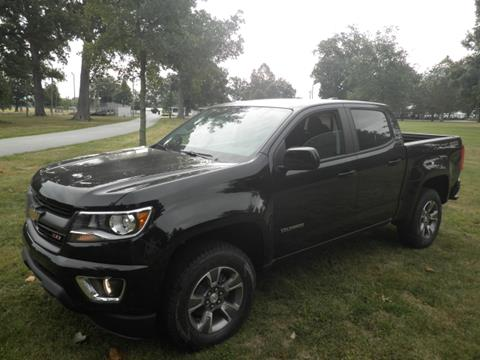 2018 Chevrolet Colorado for sale in Cayuga, IN