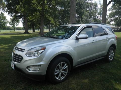 2017 Chevrolet Equinox for sale in Cayuga, IN