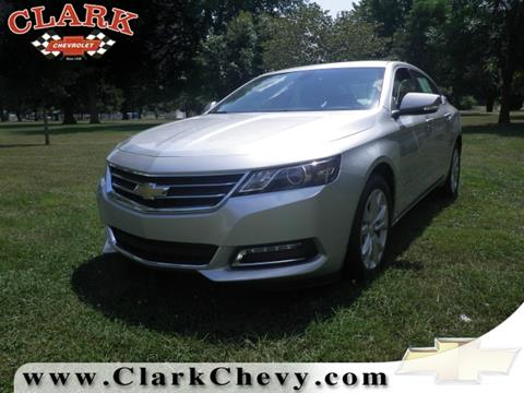 2018 Chevrolet Impala for sale in Cayuga, IN