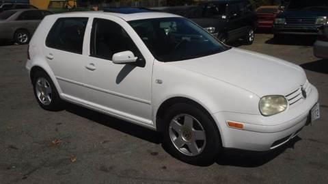 2002 Volkswagen Golf for sale in Berkeley, CA
