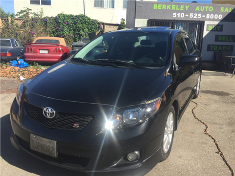 2010 Toyota Corolla for sale in Berkeley, CA