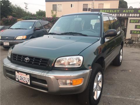 2000 Toyota RAV4 for sale in Berkeley, CA