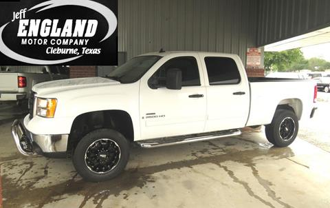 2009 GMC Sierra 2500HD for sale in Cleburne, TX