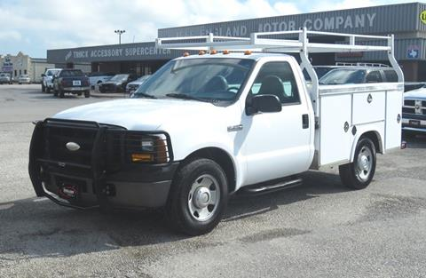 2006 Ford F-250 Super Duty for sale in Cleburne, TX