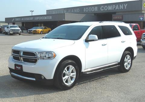 2013 Dodge Durango for sale in Cleburne, TX