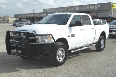 2015 RAM Ram Pickup 2500 for sale in Cleburne, TX