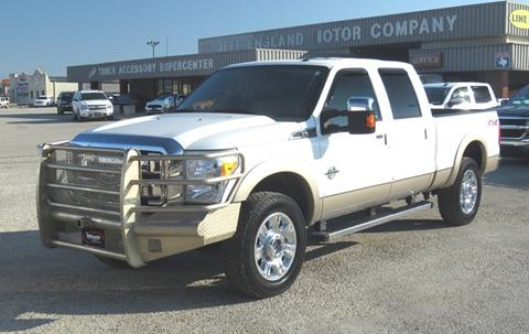 2012 Ford F-250 Super Duty for sale in Cleburne, TX