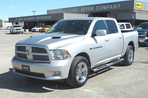 2012 RAM Ram Pickup 1500 for sale in Cleburne, TX