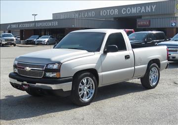 2006 Chevrolet Silverado 1500 for sale in Cleburne, TX