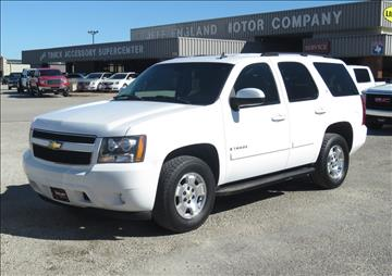 2007 Chevrolet Tahoe for sale in Cleburne, TX