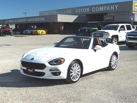 2017 FIAT 124 Spider for sale in Cleburne, TX