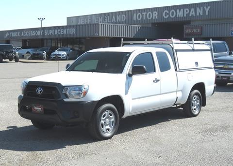 2013 Toyota Tacoma for sale in Cleburne, TX