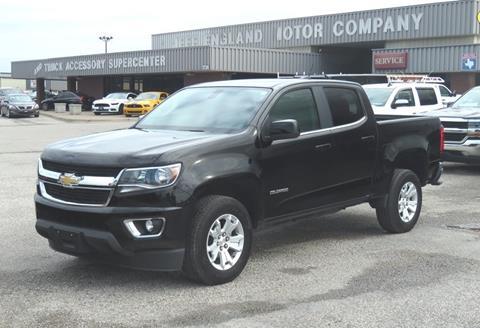 2016 Chevrolet Colorado for sale in Cleburne, TX