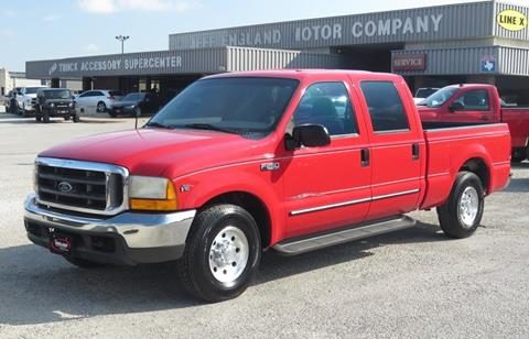 2000 Ford F-250 Super Duty for sale in Cleburne, TX