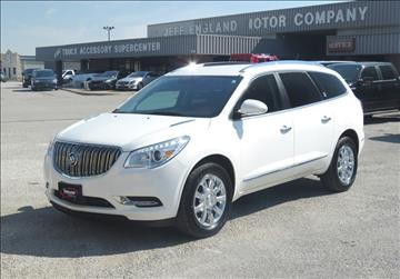 2013 Buick Enclave for sale in Cleburne, TX