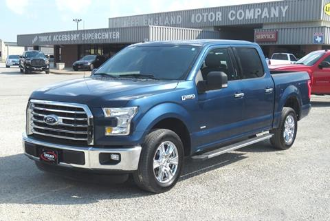 2015 Ford F-150 for sale in Cleburne, TX