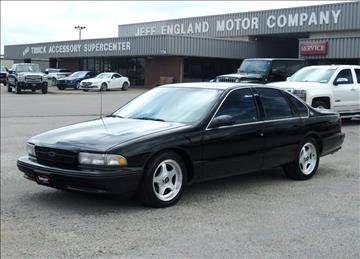 1996 Chevrolet Impala for sale in Cleburne, TX