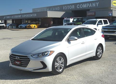2017 Hyundai Elantra for sale in Cleburne, TX